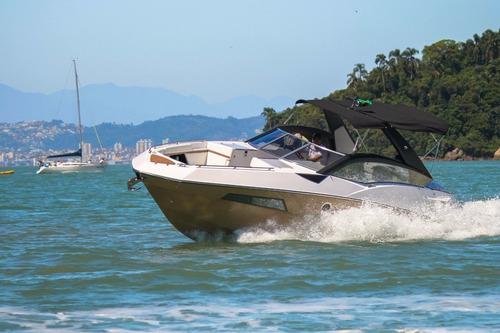 crucero open fs 275 wide con volvo 300 hp dp 0 hs a estrenar