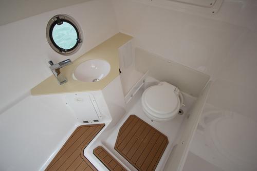 crucero open fs 290 wide con volvo 300 hp dp 0 hs a estrenar