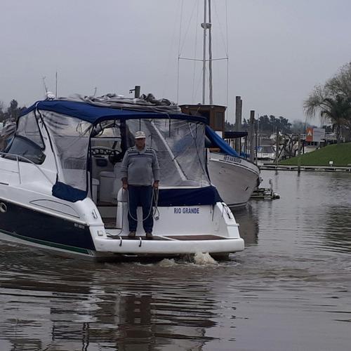 crucero open odiseey 370  2 volvo diesel 260 hp