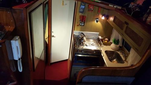 crucero paglietini 950 serie 3 barco en exel estado