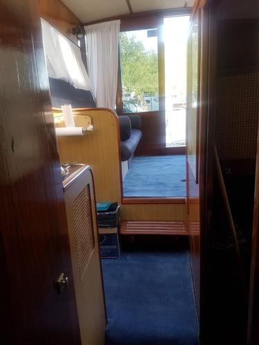 crucero paglietini 986 serie 3 barco en exel estado
