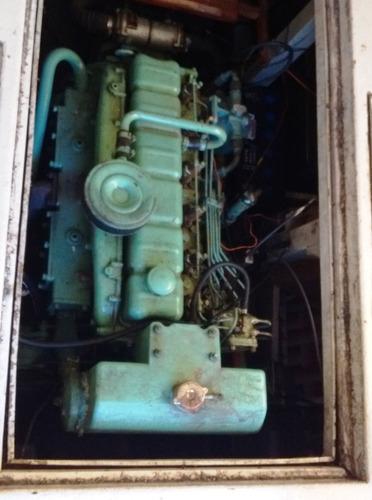 crucero plastico usado comando 8 motor diesel perkins