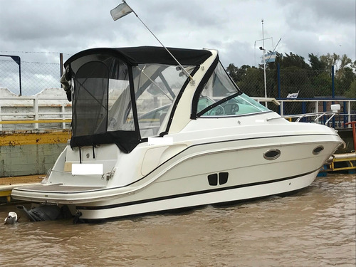 crucero quest 25 con volvo 5.0 v8 gxi 270 hp dp 2014 140 hs