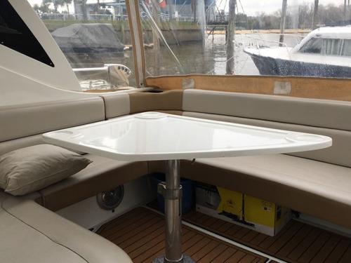 crucero quest 325 año 2013 - 2 volvo 225 hp