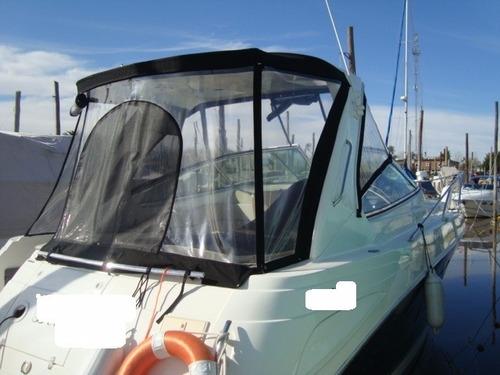 crucero quest 325 volvo 2 x 225 hp dp 2012