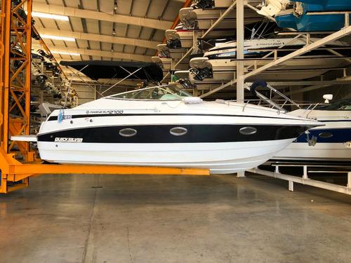 crucero quicksilver 2700 con mercruiser 300 hp pata bravo 3