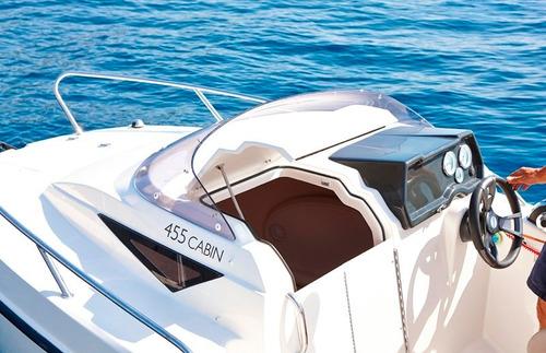 crucero quicksilver activ 455 motor mercury fuera de borda
