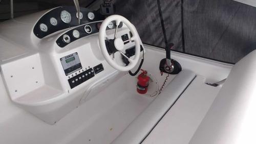 crucero regazza 780 mercruiser mpi v8 260hp 2012 86hs
