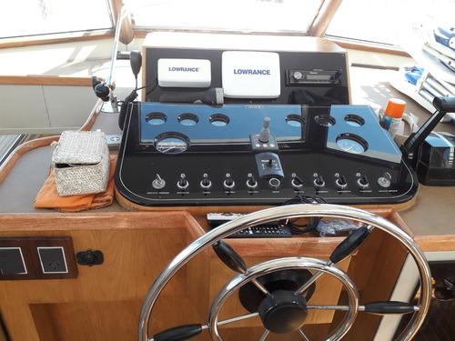 crucero rio mar 16m completa mente restaurado