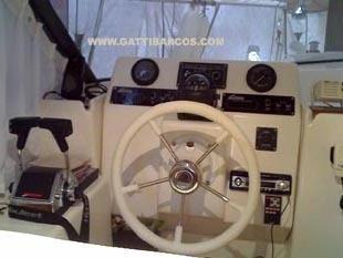 crucero santana 35 2001 2x180hp c/grupo y aire gatti barcos