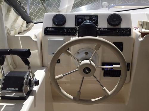 crucero santana 35 ng merc 2 x 180 hp b2 / 2000 muy equipado