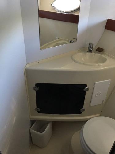 crucero santana 38 2007 custon 38 2 camarotes 2 baños volvo