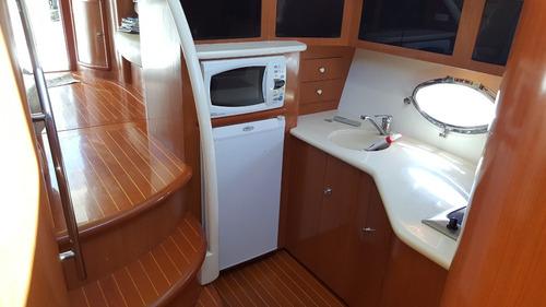 crucero santana 38 motor 2 volvo 2007 2 baños comando elect