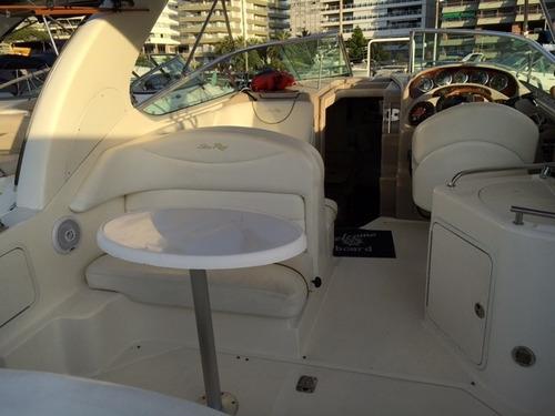 crucero sea ray sundancer 280