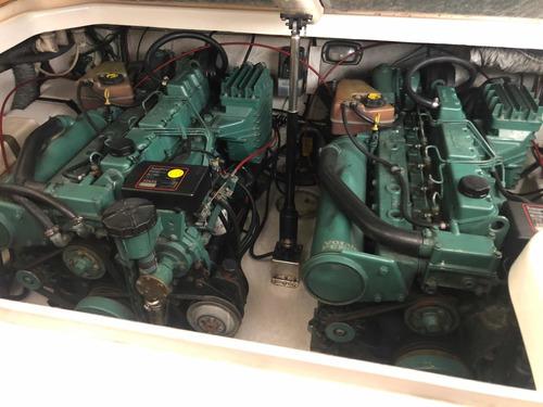 crucero sealine 330 statesman volvo diesel duo prop