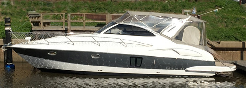 crucero segue 32  2012 con volvo d4 300 153 hs uso
