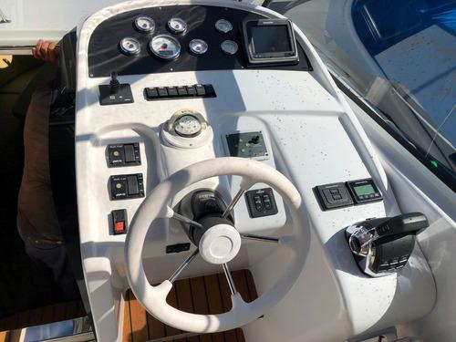 crucero segue 32  2015 como nuevo 110 hs marina uno-