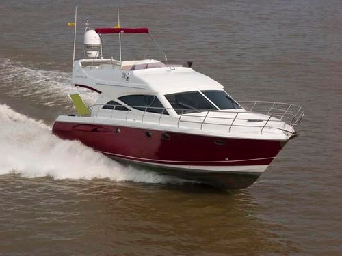 crucero segue 46 2008 - 2x400hp ivecco   gatti barcos