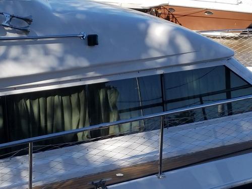 crucero segue 52  1995 - 2x430 hp volvo - renovado