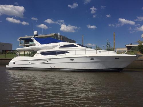 crucero segue 57/62 con motores iveco 2 x 650 hp nuevos