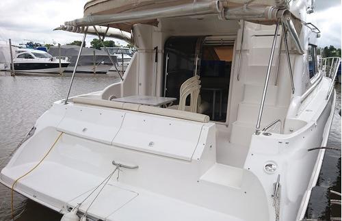 crucero silverton 370, excelente estado gral., toma velero