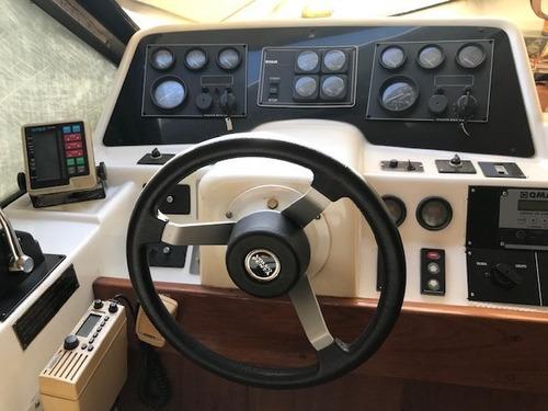 crucero sk 40/43 con volvo 2 x 300 hp año1994 equipo full