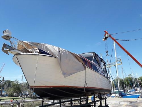 crucero tarrab 101 commander 275 hp nafta