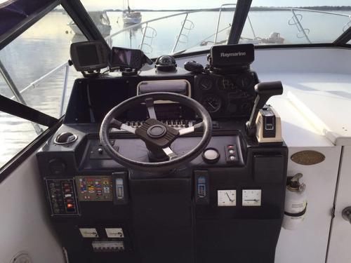 crucero tarrab 331 sport-volvo diesel 230 hp-pata volvo 290