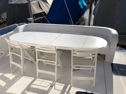 crucero tarrab 42 ht con 2 iveco 450 c/u full gallino marine