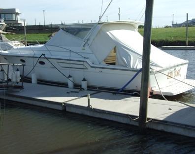 crucero tiara yachts modelo: open - port fisherman
