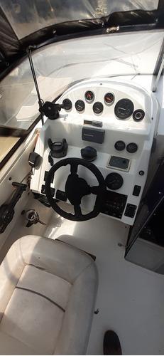 crucero trento 253 con mercruiser 4.3 nafta alpha one