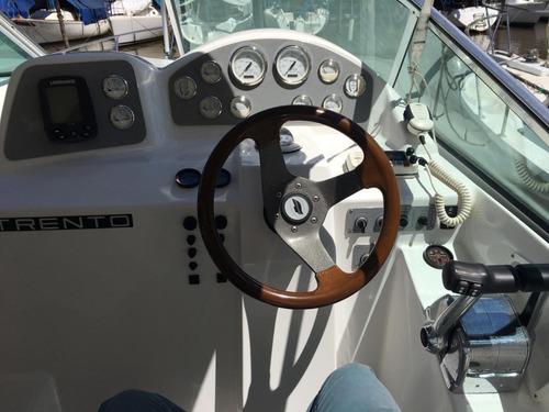crucero trento 320 success - 2 volvo 265 hp