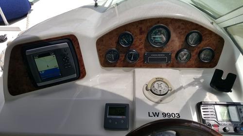crucero trento 320 success 2006 único dueño muy bueno