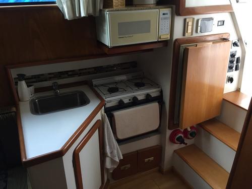 crucero trento 35 mercruiser diesel 2 x 180 hp b2 1997 aire
