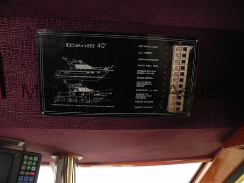crucero trento 40