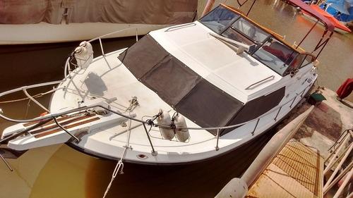 crucero usado pagliettini 950 fisherman muy equipado