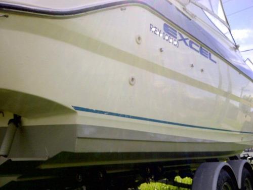 crucero  wellcraft 26 es origen usa- ban argentina impecable