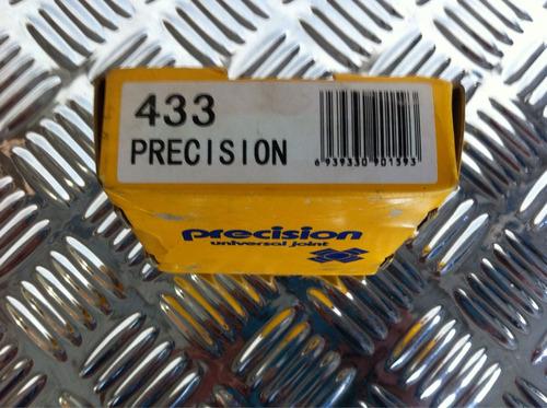 cruceta 433 fortaleza, precision