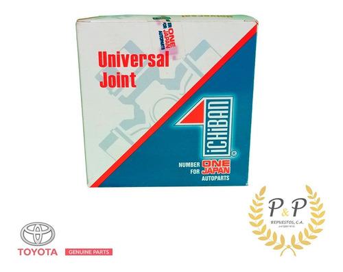 cruceta (universal joint)  04371-04030 marca ichiban-hilux