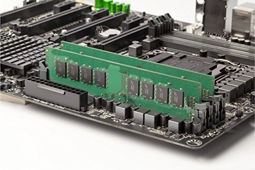 crucial memoria ct16g4dfd8266 16 gb ddr4 2666 mhz udimm 12 v