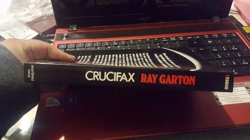 crucifax, ray garton, usado original