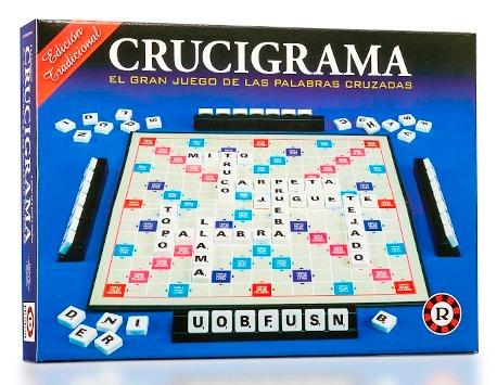 Crucigrama Juego De Mesa Palabras Cruzadas Scrabble Educando 399