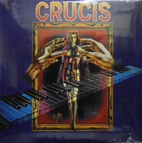 crucis crucis lp vinilo nuevo