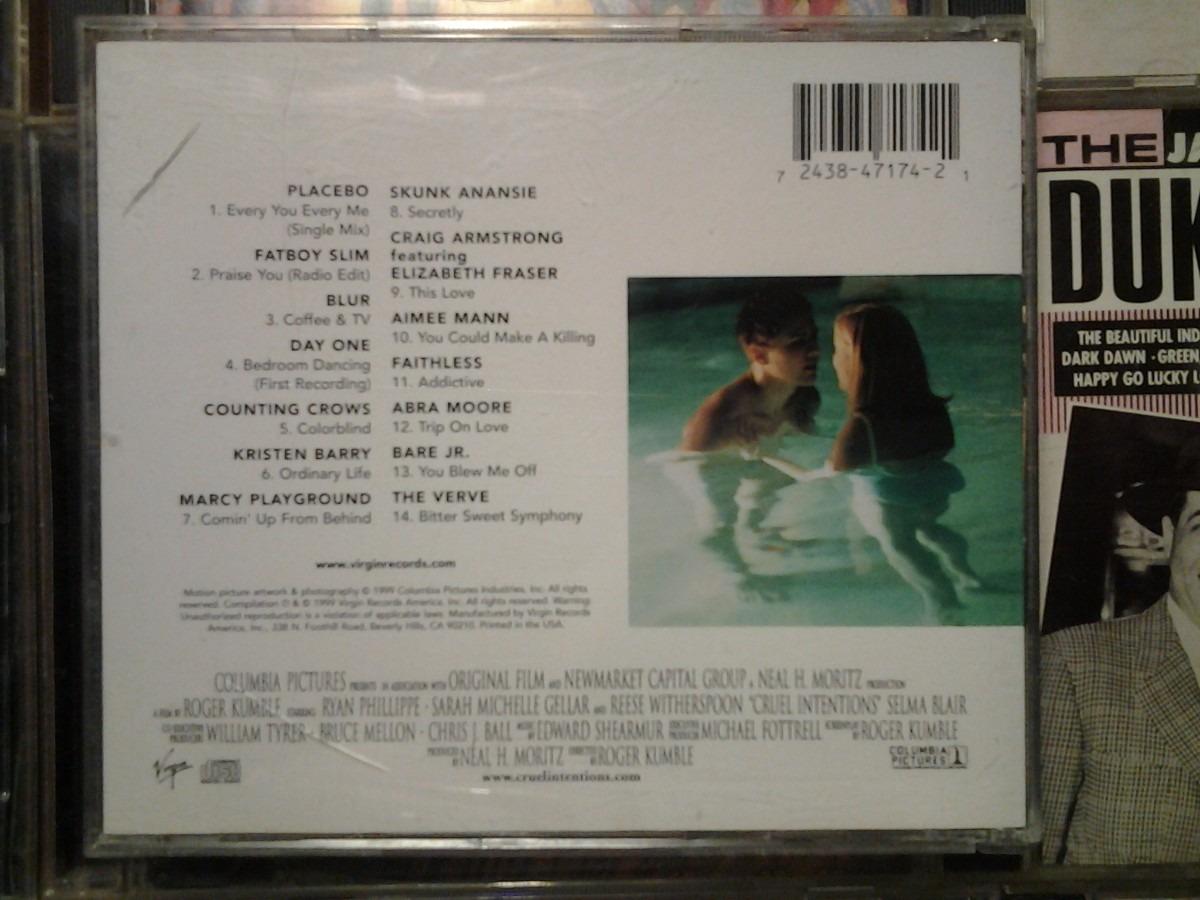 Cruel Intentions Soundtrack Omi - $ 180.00 en Mercado Libre