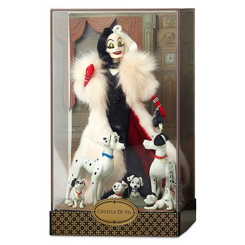 cruella devil limited edition disney store