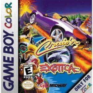 cruis' n exotica  / gameboy color gbc /  gba