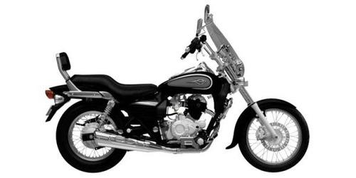 cruise motos) bajaj avenger