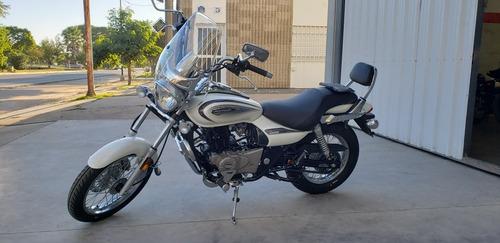 cruise motos bajaj avenger