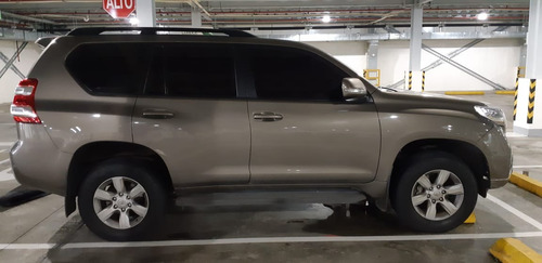 cruiser prado toyota land