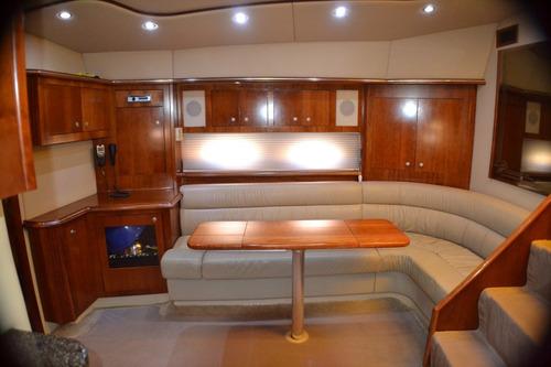 cruiser yacht 460 año  2006